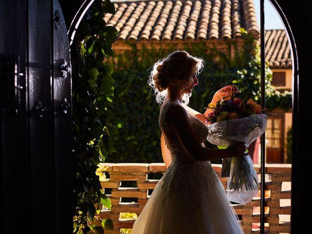 La boda de Jorge y Madi en San Juan Mozarrifar, Zaragoza 14