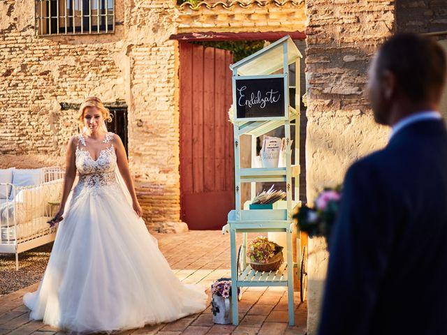La boda de Jorge y Madi en San Juan Mozarrifar, Zaragoza 17