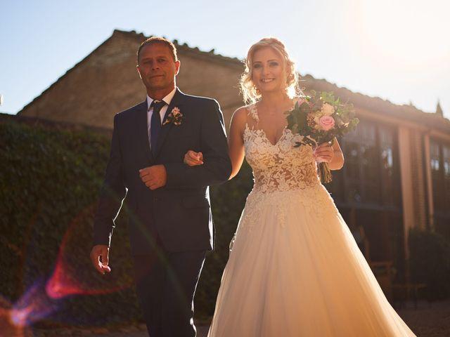 La boda de Jorge y Madi en San Juan Mozarrifar, Zaragoza 18