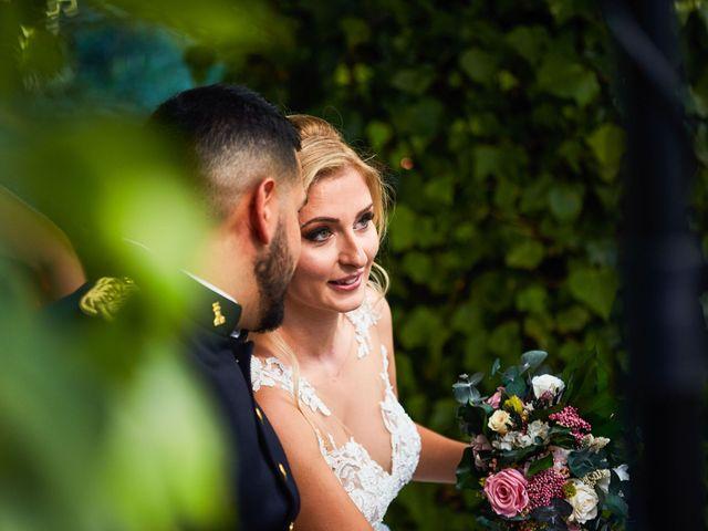 La boda de Jorge y Madi en San Juan Mozarrifar, Zaragoza 19