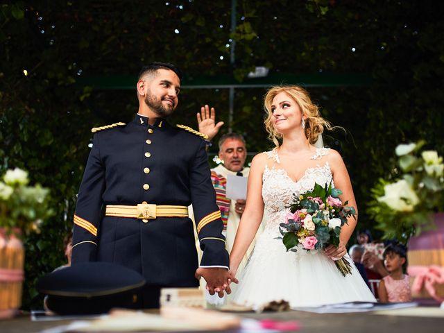 La boda de Jorge y Madi en San Juan Mozarrifar, Zaragoza 23