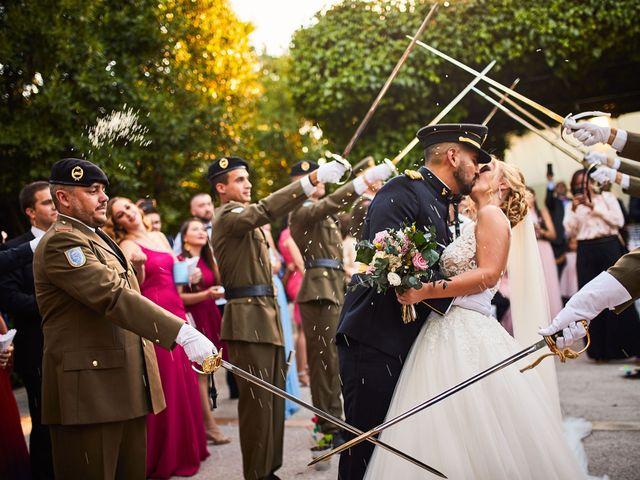 La boda de Jorge y Madi en San Juan Mozarrifar, Zaragoza 1