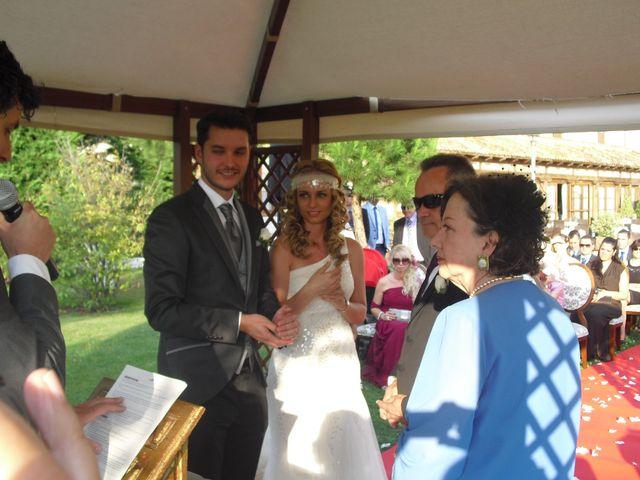 La boda de Camilo y Raquel en Segovia, Segovia 1