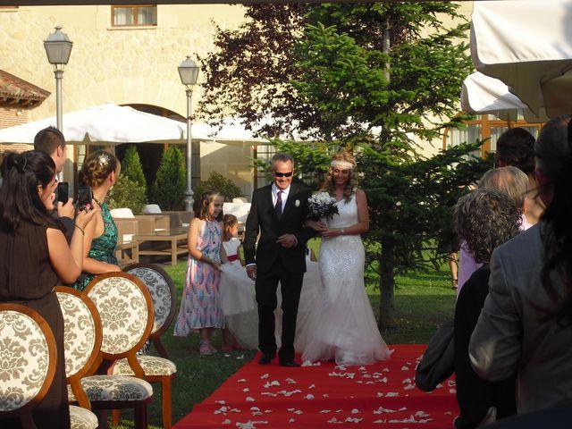 La boda de Camilo y Raquel en Segovia, Segovia 4