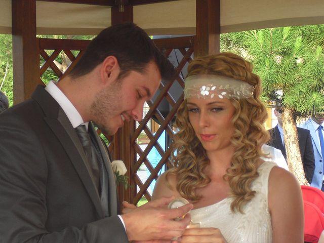 La boda de Camilo y Raquel en Segovia, Segovia 2