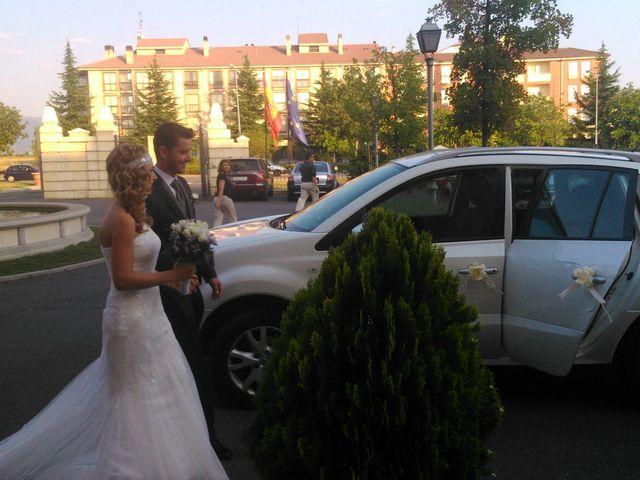 La boda de Camilo y Raquel en Segovia, Segovia 7