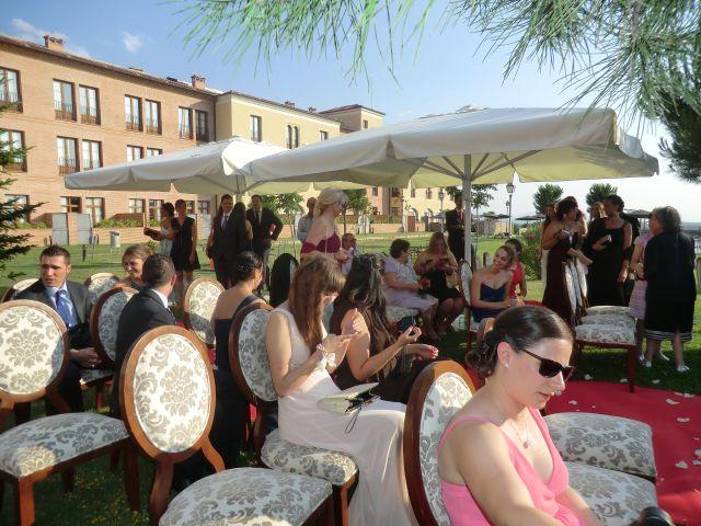 La boda de Camilo y Raquel en Segovia, Segovia 8