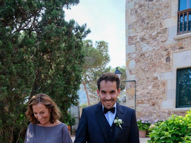 La boda de Luís y Carolina en Blanes, Girona 10