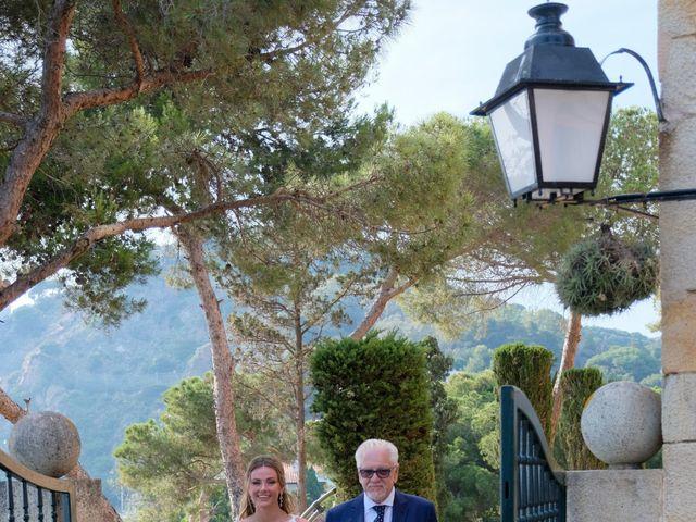 La boda de Luís y Carolina en Blanes, Girona 11