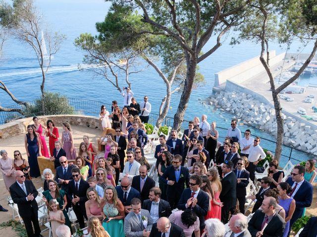 La boda de Luís y Carolina en Blanes, Girona 13