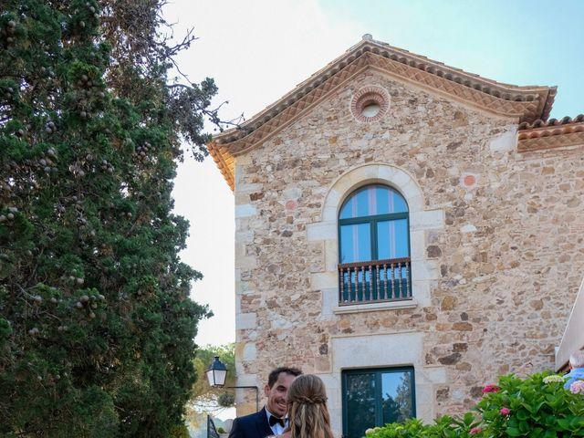 La boda de Luís y Carolina en Blanes, Girona 19
