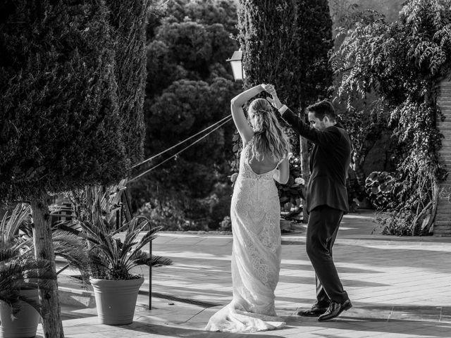 La boda de Luís y Carolina en Blanes, Girona 21