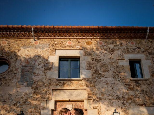 La boda de Luís y Carolina en Blanes, Girona 22