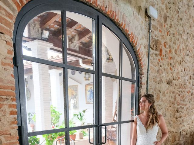 La boda de Luís y Carolina en Blanes, Girona 29