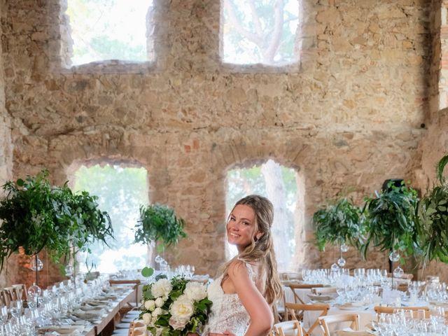 La boda de Luís y Carolina en Blanes, Girona 31