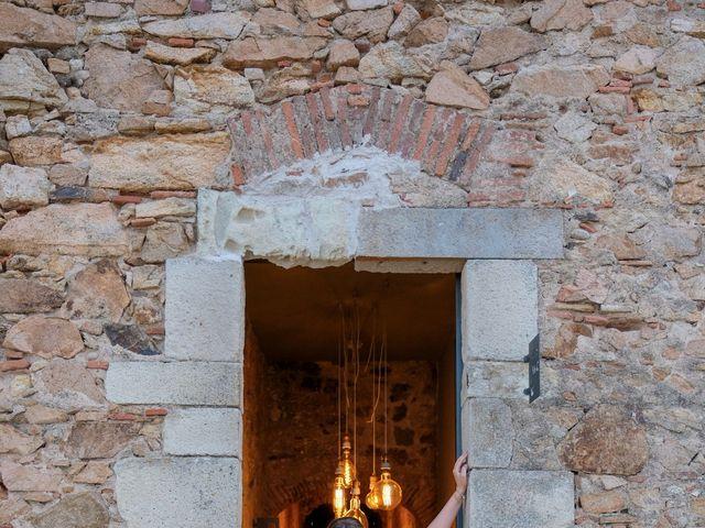 La boda de Luís y Carolina en Blanes, Girona 33