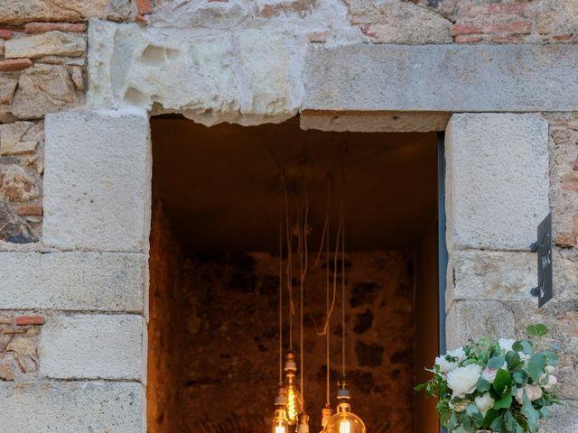 La boda de Luís y Carolina en Blanes, Girona 34
