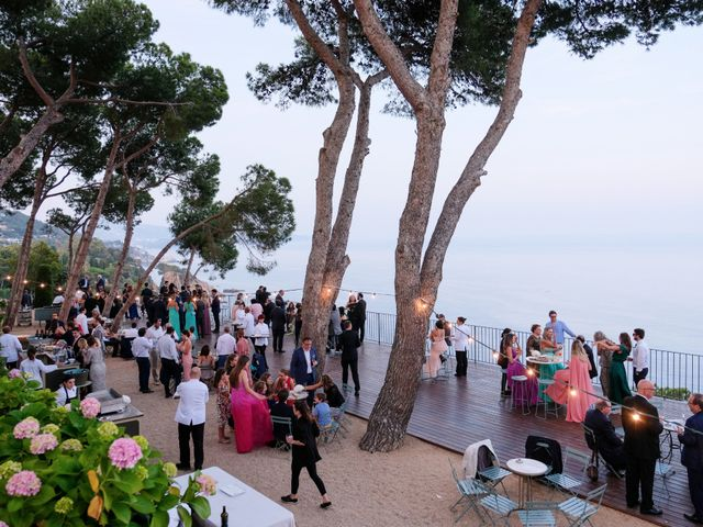 La boda de Luís y Carolina en Blanes, Girona 37