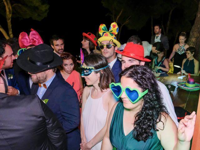 La boda de Luís y Carolina en Blanes, Girona 43