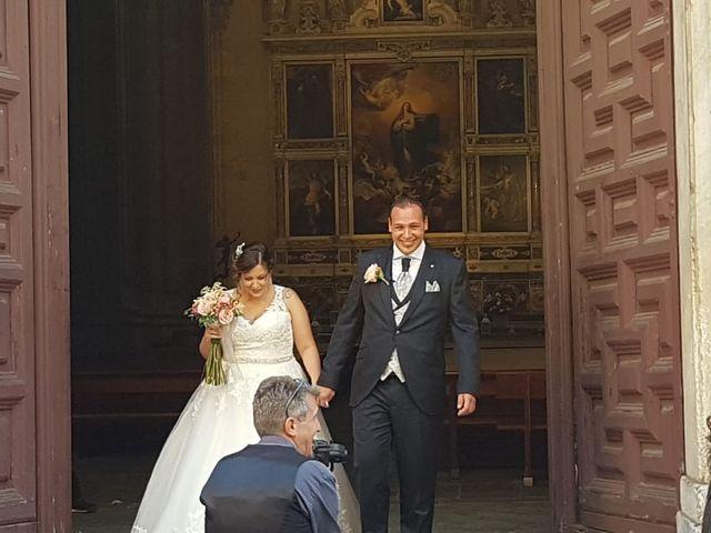 La boda de Chema y Noelia