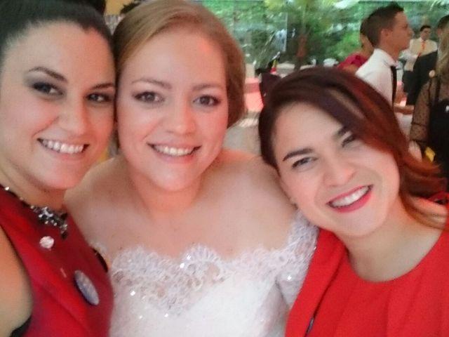 La boda de David y Almudena en Móstoles, Madrid 1