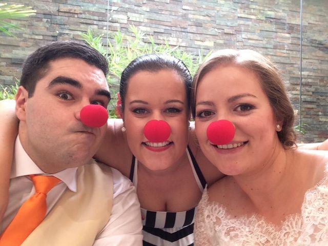 La boda de David y Almudena en Móstoles, Madrid 2