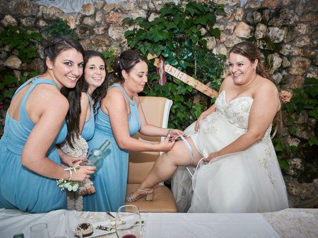 La boda de Jorge y Ainhoa en El Olivar, Guadalajara 5
