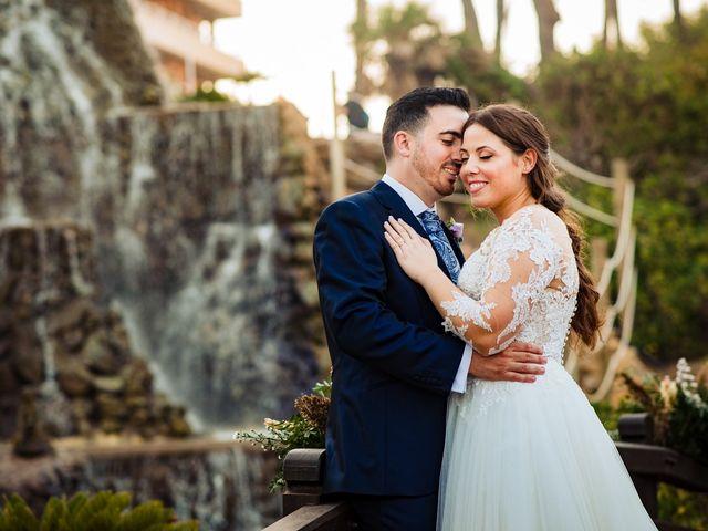 La boda de Marina y Victor