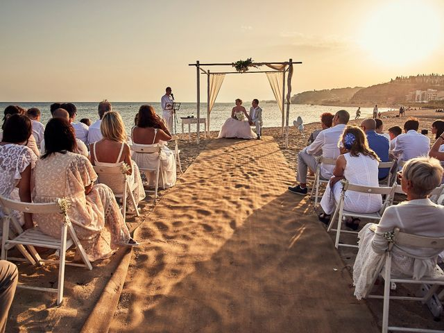 La boda de Llorenç y Susana en Arenys De Mar, Barcelona 1