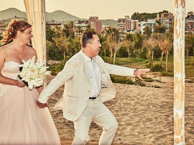 La boda de Llorenç y Susana en Arenys De Mar, Barcelona 15