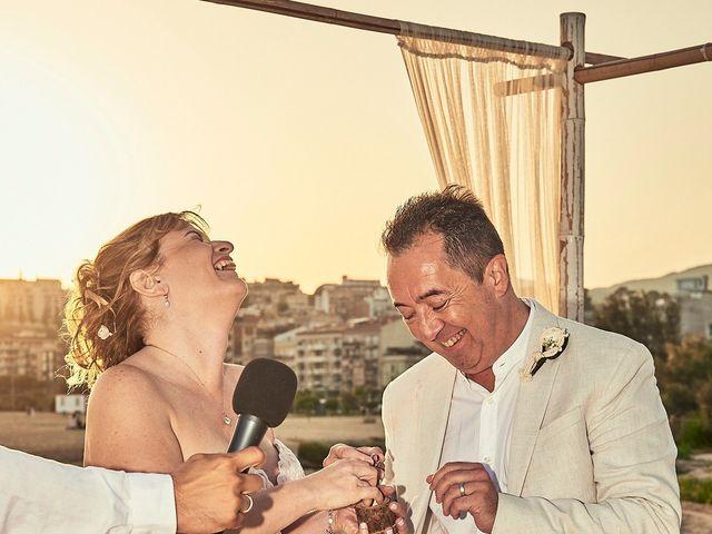 La boda de Llorenç y Susana en Arenys De Mar, Barcelona 16