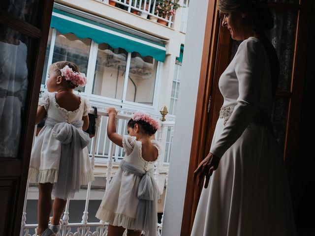 La boda de Manuel y Alejandra en Málaga, Málaga 3