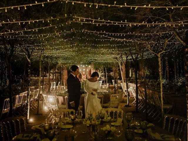 La boda de Alejandra y Manuel