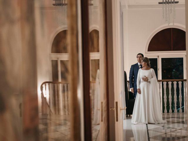 La boda de Manuel y Alejandra en Málaga, Málaga 18