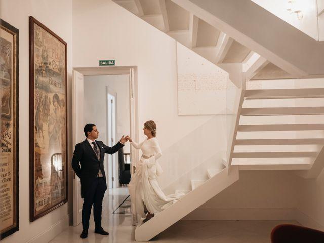 La boda de Manuel y Alejandra en Málaga, Málaga 19