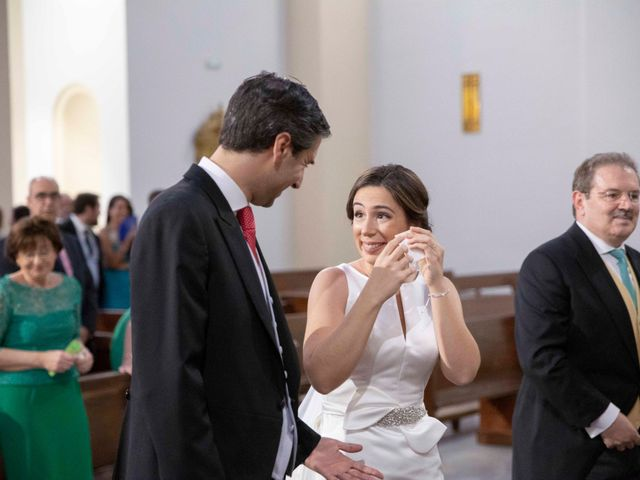 La boda de Javi y Sandra en Madrid, Madrid 19