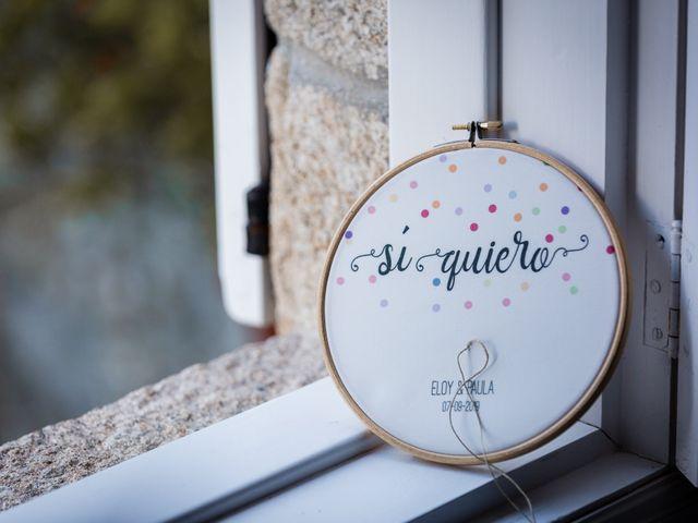 La boda de Eloy y Paula en Bueu (Meiro), Pontevedra 48