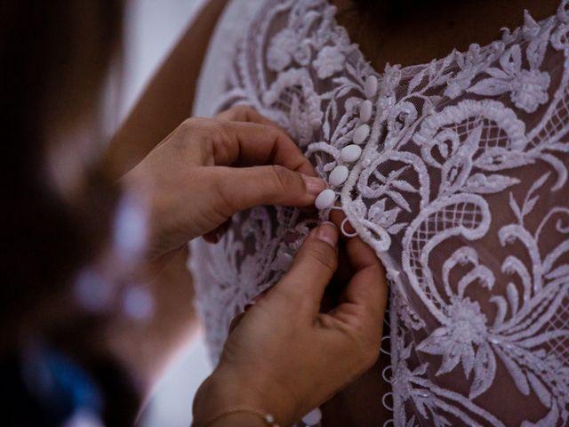 La boda de Eloy y Paula en Bueu (Meiro), Pontevedra 50