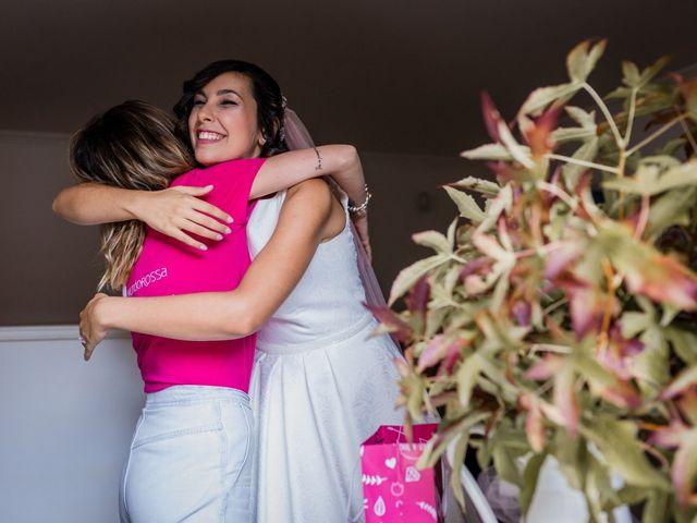 La boda de Eloy y Paula en Bueu (Meiro), Pontevedra 57