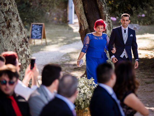 La boda de Eloy y Paula en Bueu (Meiro), Pontevedra 60