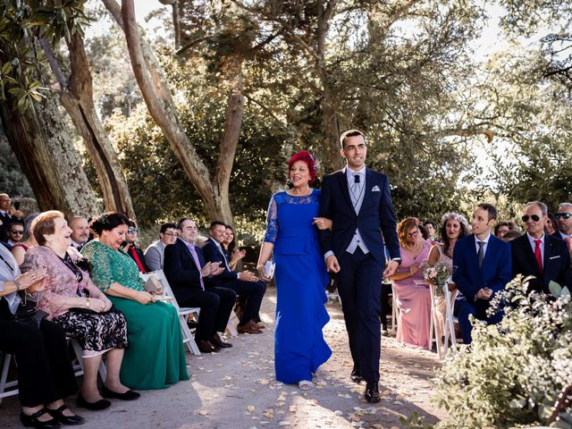La boda de Eloy y Paula en Bueu (Meiro), Pontevedra 61