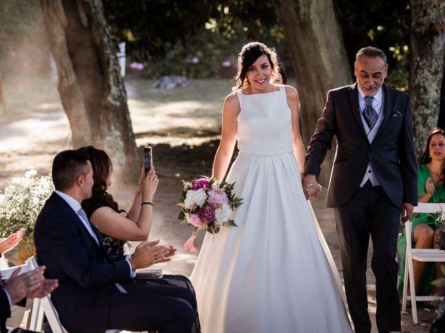 La boda de Eloy y Paula en Bueu (Meiro), Pontevedra 67