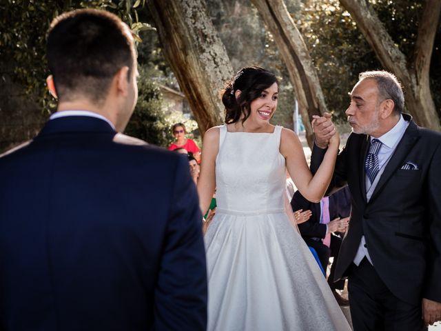 La boda de Eloy y Paula en Bueu (Meiro), Pontevedra 68
