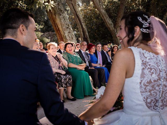 La boda de Eloy y Paula en Bueu (Meiro), Pontevedra 76