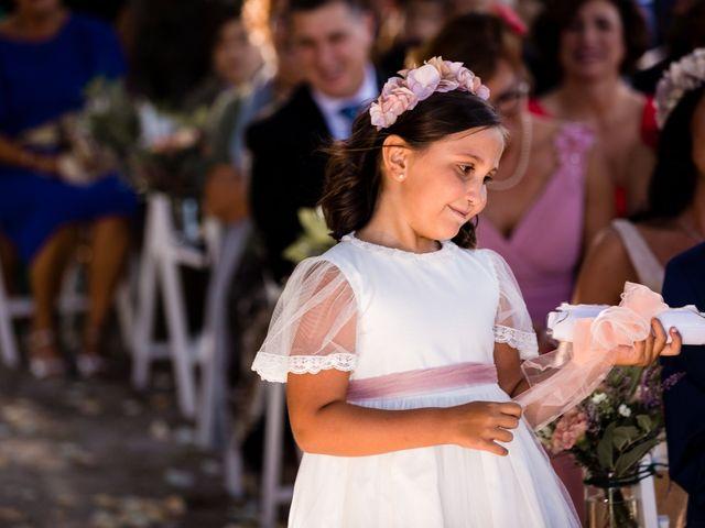 La boda de Eloy y Paula en Bueu (Meiro), Pontevedra 82