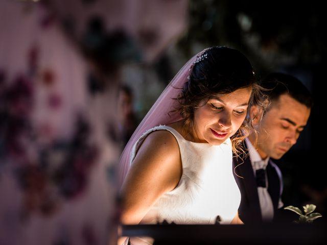 La boda de Eloy y Paula en Bueu (Meiro), Pontevedra 85