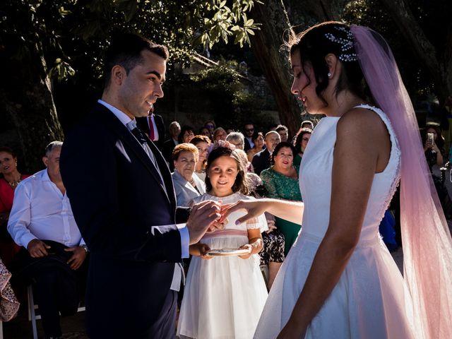 La boda de Eloy y Paula en Bueu (Meiro), Pontevedra 87
