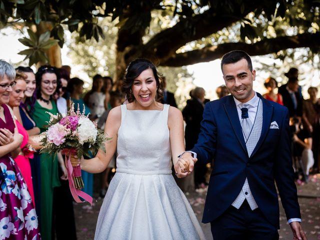 La boda de Eloy y Paula en Bueu (Meiro), Pontevedra 91