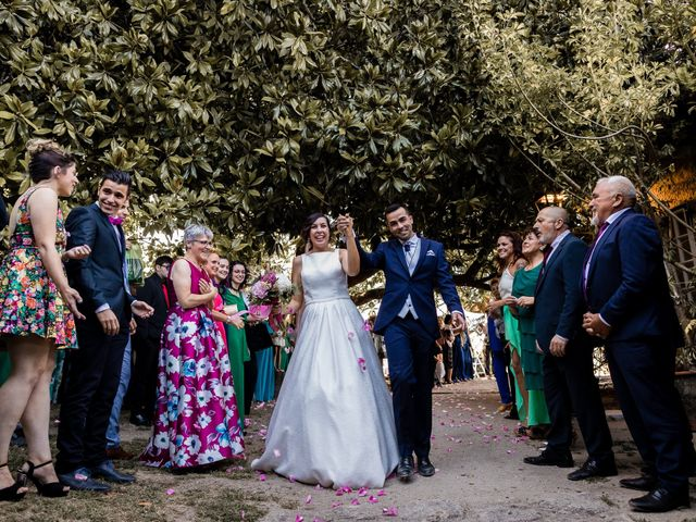 La boda de Eloy y Paula en Bueu (Meiro), Pontevedra 93