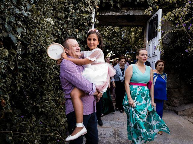 La boda de Eloy y Paula en Bueu (Meiro), Pontevedra 95